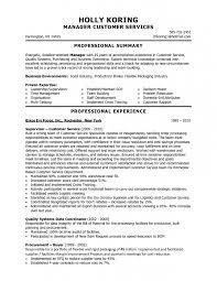 Resume Examples Key Strengths ResumeExamples