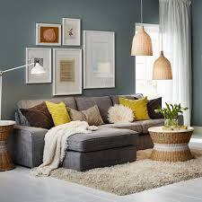 canapé avec meridienne ikea canapé cosy notre chouchou pour l hiver salons living room