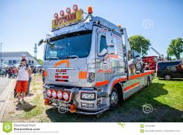 100 Truck Breakdown Service MAN From Pickup Editorial Image Image Of
