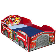 Lighting Mcqueen Toddler Bed by Upc 080213052829 Delta Children Wood Toddler Bed Nick Jr Paw