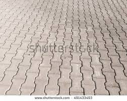 Concrete Patchwork Tiles Stock Royalty Free