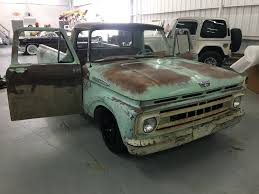 1961 Ford F100 Unibody 1962 Ford F 100 Unibody Pickup Hot Rod Network Rboy Features Episode 3 Rynobuilts 1961 File1961 F100 Pickup Design Factory Original At 2015 Truck Front Stock Editorial Photo 8 Facts You Didnt Know About The 6163 Trucks Turbocharged No Reserve Used Promo Model Conv Flickr 63 Bagged Matte Fordtough Unibodyford Ford Unibody Youtube Project Lbrow