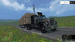 Farming Simulator 2015 - Rubber Duck Mack - YouTube Mack Rs700 Rubber Duck Only 127 Update Truck Mod Ets2 Mod Meet Anthony Fox Owncaretaker Of This Original Rubber Duck 1970 Lego Ideas Product Ideas Convoy Rs 700 Ats 16x American Mack Rl700 124 Scale Models Truck Pinterest Pin By Peter Janowski On Automobile Models Lego Tshirt Andy Mullins A Pile Ducks Lie A During The City Festival Bunter 1978 R767st Salute To Antique And Classic Vintage Ertl Trucks World Die Cast Tanker
