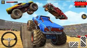 100 Monster Trucks Games Truck Demolition Derby Racing To Perform Demolish