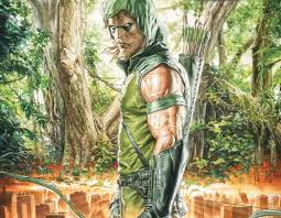 Review VO Green Arrow Into The Woods