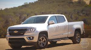 2016 Chevy Colorado And GMC Canyon - Review And Road Test - YouTube