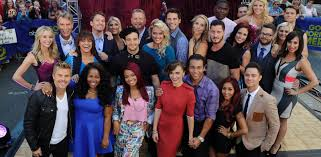 dancing with the stars new cast announced star dancing and