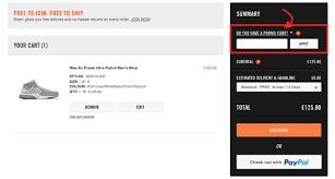 Nike Promo Code nike promo code get 20 december 2017 hotukdeals