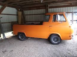 100 Craigslist Trucks For Sale In Nc 1961 D Econoline 5window Auto Pickup Truck In