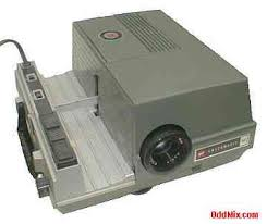 slide projector gaf680 anscomatic selectray rotary tray remote
