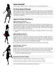 Sample Resume Fashion Designer Production Manager Template Find This Pin And