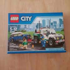 60081 LEGO City Pickup Tow Truck, Toys, Toys & Games, Bricks ...