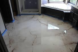 Poured Epoxy Flooring Kitchen by Reflector Enhnacer Metallic Epoxy Floor Ohio Decorative Concrete