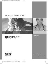 Sinks Pharmacy 10th St Rolla Mo by Harmony Provider Directory 2007 Docshare Tips