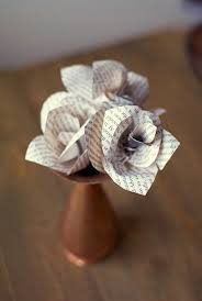 DIY Paper Flowers Tutorial 3