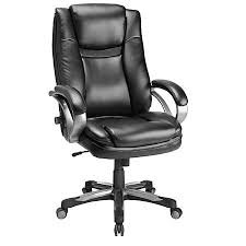 Workpro Commercial Mesh Back Executive Chair Black by Realspace Furniture At Office Depot Officemax