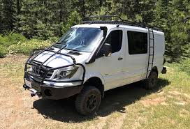 2016 4x4 Sprinter Van Conversion