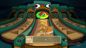 Phineas And Ferb Halloween by Phineas And Ferb Across The 2nd Dimension Minigames Gameplay