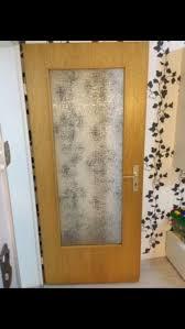 zimmertür wohnzimmertür mit glaseinsatz neuw