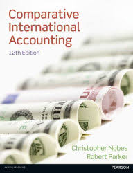 Title Comparative International Accounting Edition 12 Author Christopher Nobes