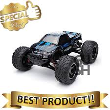 Jual Monster Truck Bigfoot Brushed RC Remote Control Sistem 2WD 2.4 ...