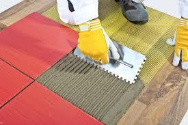heating tile floor how to install ceramic floor tiles heating