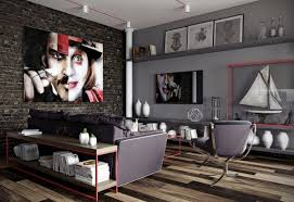 Black Red And Gray Living Room Ideas by Black And Grey Living Room Ideas U2013 Modern Home Interiors In Dark