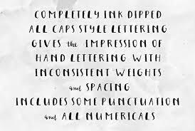 Smashing Pumpkins Soma Tab by Beatnik Typefaces