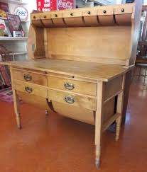 What Is My Hoosier Cabinet Worth by Bakers Cabinet Ebay