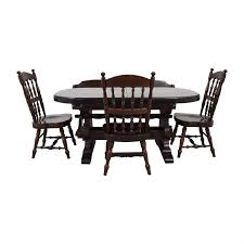 75% OFF - Ethan Allen Ethan Allen Country French Dining Set / Tables Country French Fniture Ethan Allen Jokoverclub 81 Off Ethan Allen Country French Sofa Table Tables Chairs Unique 50 Inspirational Wheatback Ding Set Of 6 Chairish And Room Ideas Rustic Pating Words Wallpaper Eiffel Tower Wall Art Paris Dectable Ethan Allen 106 Oval 26 6214 Collection White Wheat Back Side Bedroom Awesome Luxury Sets For Your
