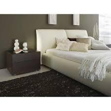 Modloft Jane Bed by Pavo Platform Bed Italian Beds Upholstered Bed Leather Beds