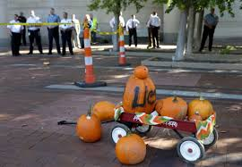 Keene Nh Pumpkin Festival Dates by Smashing Pumpkins In Clayton Leads To Three Arrests For Littering