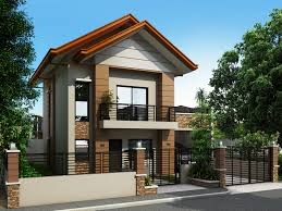 The House Design Storey by Alberto Is A Two Storey House Design That Can Be Fitted In A Not