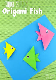 Craft Ideas For Kids With Paper Step By 16 Best Easy Origami And