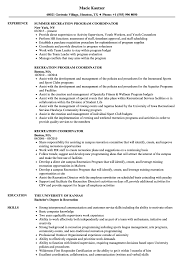 Recreation Coordinator Resume Samples | Velvet Jobs 10 Clinical Research Codinator Resume Proposal Sample Leer En Lnea Program Rumes Yedberglauf Recreation Samples Velvet Jobs Project Codinator Resume Top 8 Youth Program Samples Administrative New Patient Care 67 Cool Image Tourism Examples By Real People Marketing Projects Entrylevel Data Specialist Monstercom