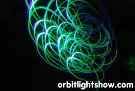 Orbit Light Show images