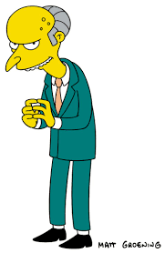 Best Halloween Episodes Of The Simpsons by Best 25 The Simpsons Mr Burns Ideas On Pinterest The Simpsons