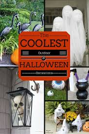 Outdoor Halloween Decorations Diy by Easy Outdoor Halloween Decorations Page 2 Of 2 Princess Pinky