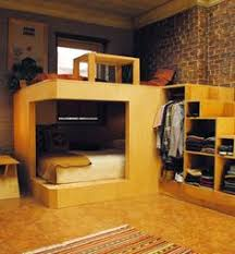 Platform Bed With Storage Plans by Loft Bed With Stairs Plans Free Beds Home Furniture Design