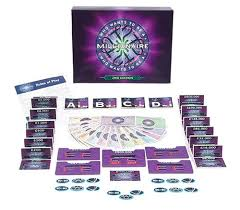 Who Wants To Be A Millionaire 2nd Edition Amazoncouk Toys Games