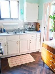 100 Kitchen Tile Kitchen Grease Net Household by This Woman Completely Renovated Her Kitchen For 100 And The