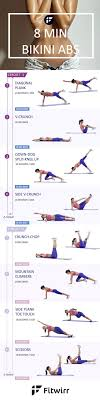 21 Incredible Flat Belly Ab Workouts Young Hip Fit