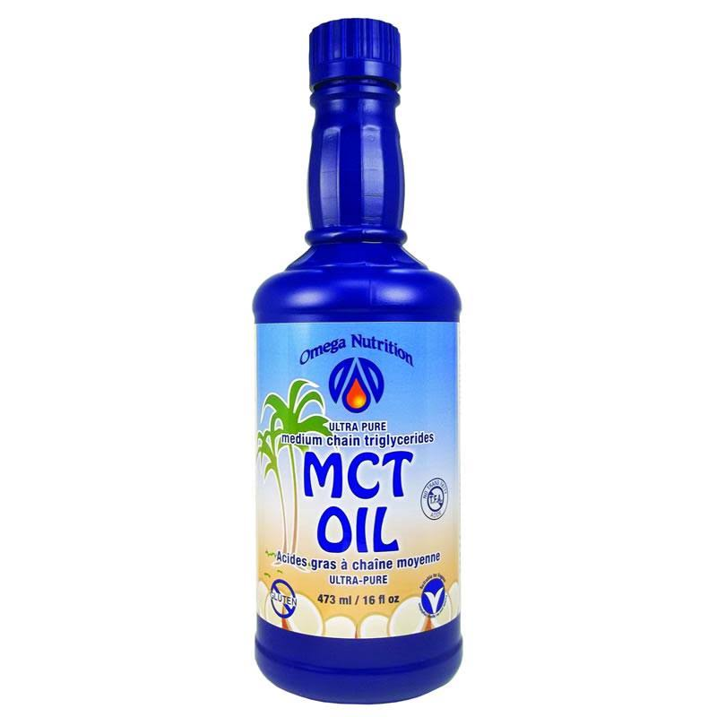 Omega Nutrition M.C.T Oil, 16 fl oz