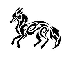 Free Cool Tribal Fox Designs To Draw Download Free Clip Art Free