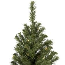 6ft Artificial Christmas Tree Pre Lit by 6ft Pre Lit Spruce Hinged Artificial Christmas Tree W Ul