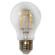 led filament bulb a19 clear 4 5w equivalent 40w warm white