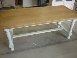 relooker une table de cuisine relooking table de cagne decap eco 48 décapage et relooking