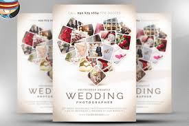 Wedding Photographer Flyer Template Is A Premium Photoshop PSD Poster Designed By FlyerHeroes To Be Used With CS4 And Higher