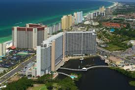 Shores Of Panama Resort Front Desk by Shores Of Panama Resort Condos For Sale