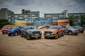 100 Ford Compact Truck Ranger Delivers Record Asia Pacific Sales In 2018 For 10th